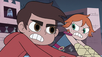 S3E15 Marco Diaz and Higgs racing head-to-head