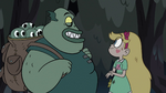 S3E31 Star Butterfly finds Buff Frog
