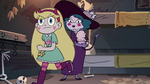 S4E1 Star Butterfly leaving the room