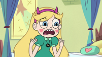 S2E25 Star Butterfly 'I am standing here'