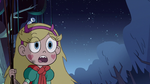 S3E1 Star Butterfly in awe of the Sanctuary