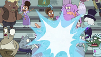 S4E16 Crowd gets blasted with magic again