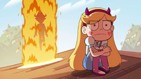 S4E29 Star realizing Tom is still there
