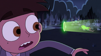 S2E27 Marco Diaz sees Star near the black hole