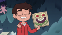 S3E19 Marco Diaz feeling proud of himself