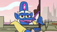 S3E3 Glossaryck slurping pudding off the stick