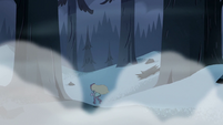 S2E2 Star Butterfly runs away from Ludo