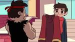 S3E13 Marco Diaz gives Sensei his own cape