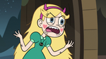 S3E5 Star Butterfly angry at Buff Frog