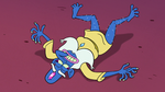 S2E25 Glossaryck looking physically broken