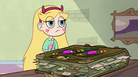 S2E8 Star Butterfly with a blank stare