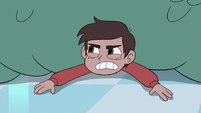 S3E15 Marco Diaz getting mad at Higgs