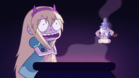 S3E7 Star Butterfly having a nervous breakdown