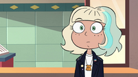 S4E26 Jackie staring wide-eyed at Marco