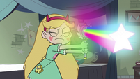 S2E31 Star Butterfly casting Rainbow Diaper Blast