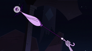 S3E38 Royal magic wand turns into a parasol
