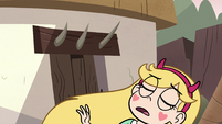 S3E31 Star Butterfly losing consciousness