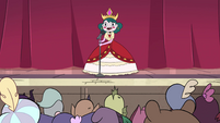 S4E24 Eclipsa making an announcement