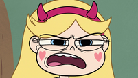 S2E40 Star Butterfly glaring at talk time