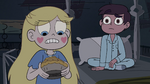 S4E1 Star Butterfly looks at the pie again
