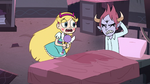 S3E12 Star Butterfly asks Tom if he's okay
