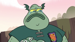 S3E17 Buff Frog starting to cry