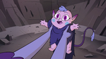 S3E38 Baby Meteora smiling at Eclipsa