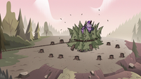 S3E38 Meteora Butterfly gets trapped in trees