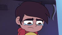 S4E13 Marco Diaz crying