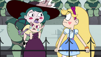 S4E16 Eclipsa about to give Star advice