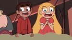 S4E2 Star Butterfly 'what's going on?!'