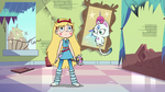 S2E30 Star Butterfly looking determined