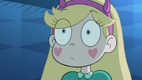 S2E41 Star Butterfly stunned with shock