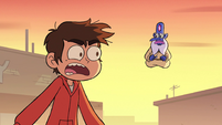 S2E5 Marco Diaz 'the car's wrecked!'