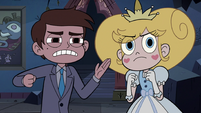 S3E24 Star and Marco about to fight Heinous