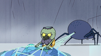S2E2 Ludo pulls up large net of fish