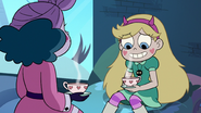 S3E18 Star Butterfly 'they were really fun'