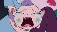S4E3 Meteora Butterfly starts crying