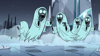S4E5 Wraiths running around in terror
