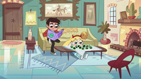 S2E11 Star and Marco babysit the tadpoles