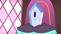 S3E29 Rhombulus with a blank expression