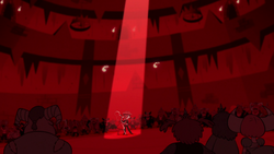 S1E15 Dancing under the blood moon light