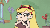 S1E9 Star Butterfly bored to death