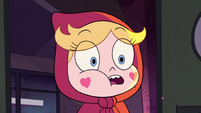 S2E23 Star Butterfly gasping in shock