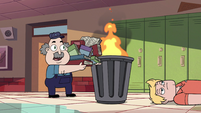 S2E38 Janitor 'school's done for, Miss'