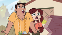 S2E8 Rafael and Angie in complete shock