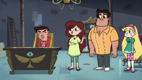 S3E32 Marco's parents offer to take test for him