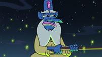 S3E3 Glossaryck still trying to roast his pudding