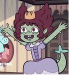 Spiky Amphibian Princess