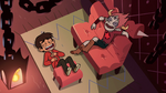 S2E19 Tom and Marco Diaz laughing together